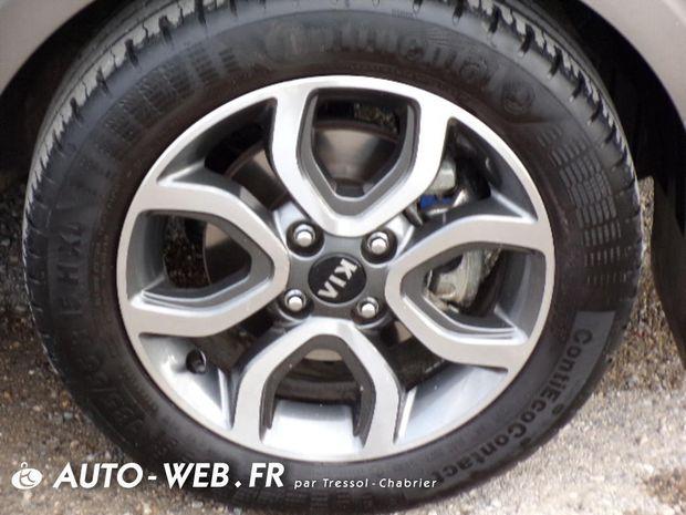 Photo miniature de la Kia Picanto 1.0L 67 ch BVM5 Launch Edition 2018 d'occasion