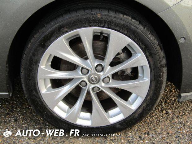 Photo miniature de la Opel Astra Sports Tourer 1.6 CDTI 136 ch Start/Stop Elite 2017 d'occasion