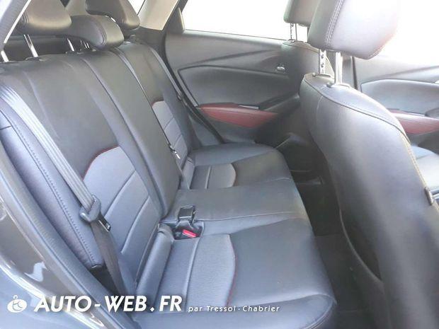 Photo miniature de la Mazda CX3 CX-3 2.0L Skyactiv-G 121 4x2 Selection 2018 d'occasion