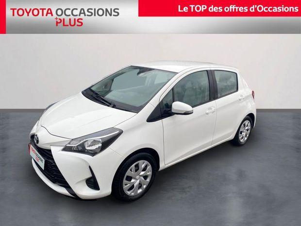 Photo miniature de la Toyota Yaris 70 VVT-i France 5p MY19 2020 d'occasion