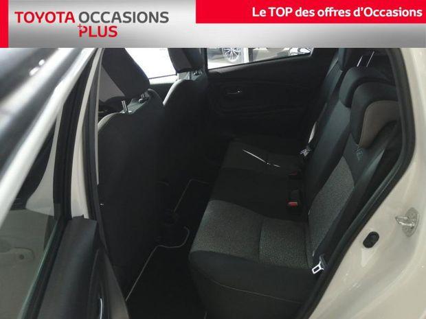 Photo miniature de la Toyota Yaris 110 VVT-i Design Y20 CVT 5p MY19 2020 d'occasion