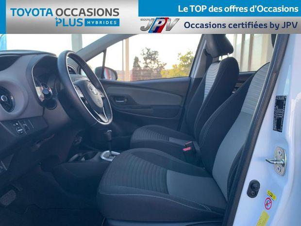 Photo miniature de la Toyota Yaris 100h France 5p 2017 d'occasion