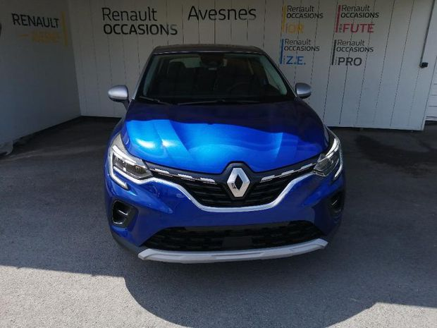 Photo miniature de la Renault Captur 1.3 TCe 130ch FAP Intens EDC 2020 d'occasion