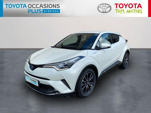 Photo miniature de la Toyota C-HR 122h Distinctive 2WD E-CVT 2017 d'occasion