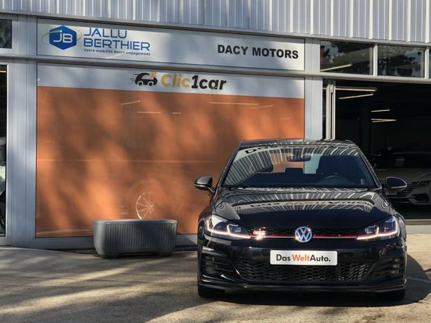 Photo miniature de la Volkswagen Golf 2.0 TSI 245ch GTI Performance DSG7 Euro6d-T 5p 2019 d'occasion