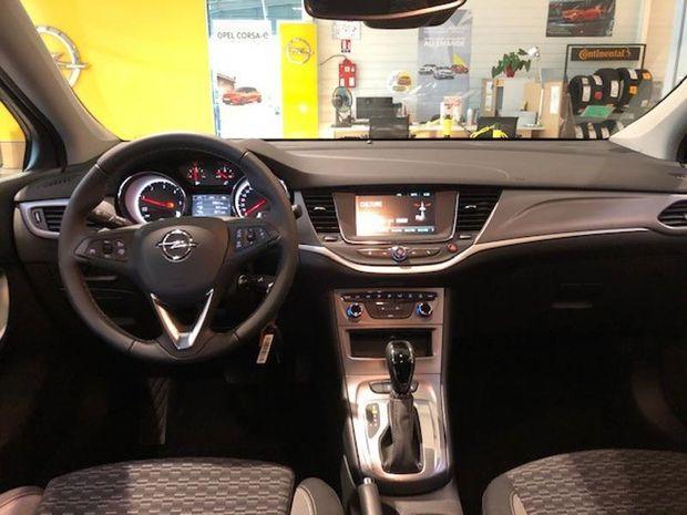 Photo miniature de la Opel Astra 1.5 D 122ch Edition Business BVA 109g 2020 d'occasion