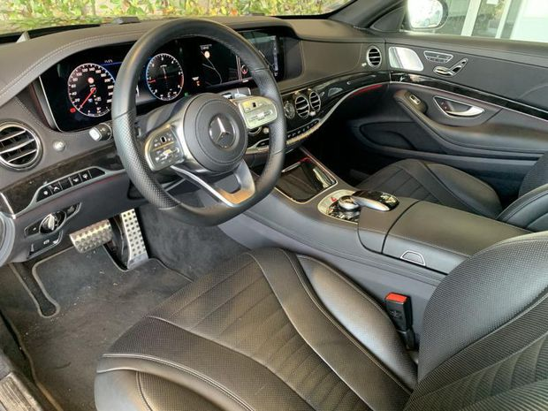 Photo miniature de la Mercedes Classe S 400 d 340ch Fascination L 4Matic 9G-Tronic Euro6d-T 2019 d'occasion