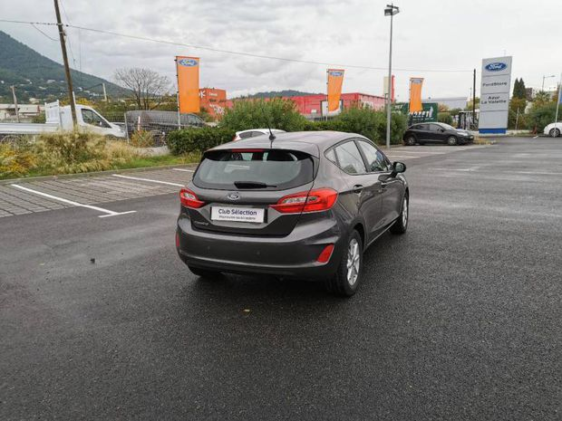 Photo miniature de la Ford Fiesta 1.1 85ch Trend 5p 2018 d'occasion