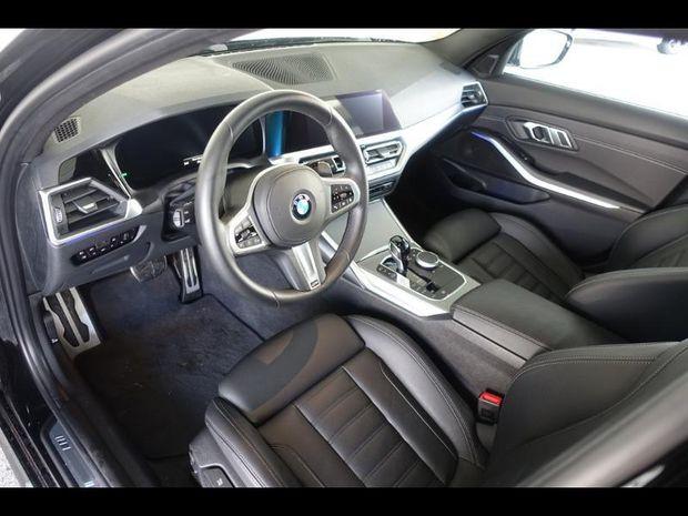 Photo miniature de la BMW Serie 3 Touring 320dA xDrive 190ch M Sport 2019 d'occasion