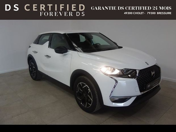 Photo miniature de la DS DS 3 Crossback PureTech 155ch So Chic Automatique 123g 2019 d'occasion