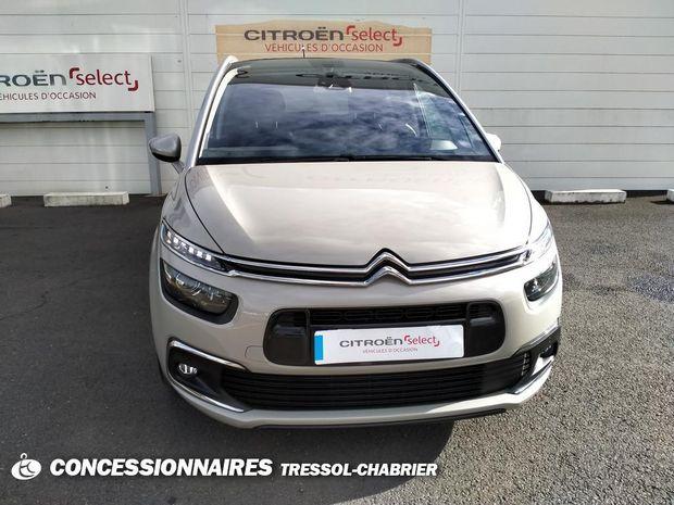Photo miniature de la Citroën Grand C4 Spacetourer BlueHDi 130 S&S EAT8 Shine Pack 2020 d'occasion