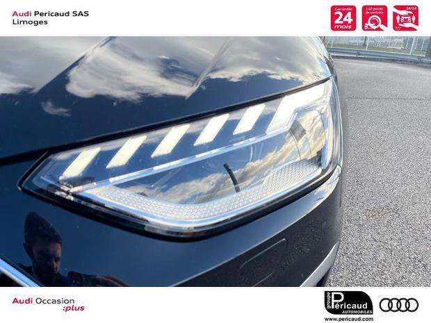 Photo miniature de la Audi A4 40 TFSI 190ch S line S tronic 7 Euro6d-T 2020 d'occasion