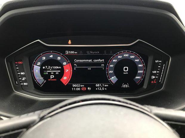 Photo miniature de la Audi A1 Sportback 30 TFSI 116ch Design Luxe S tronic 7 2020 d'occasion