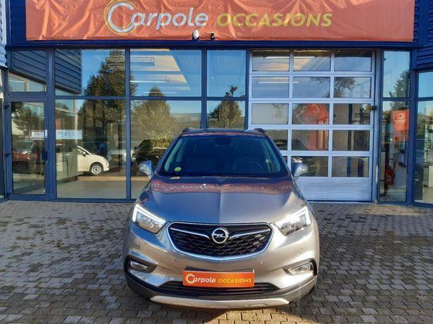 Photo miniature de la Opel Mokka X 1.6 D 136 Elite 4x2 Euro6d-T 2019 d'occasion