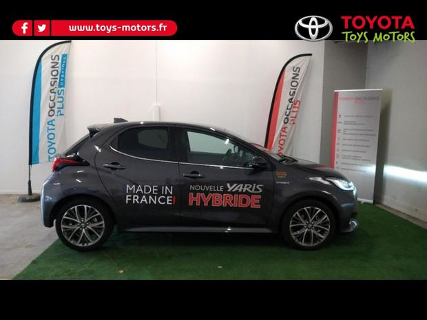 Photo miniature de la Toyota Yaris 116h Iconic 5p 2020 d'occasion