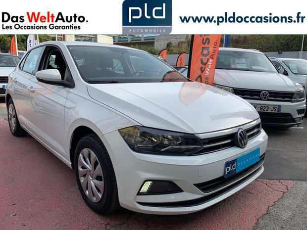 Photo miniature de la Volkswagen Polo 1.0 95ch TSI Confortline 5p 2019 d'occasion