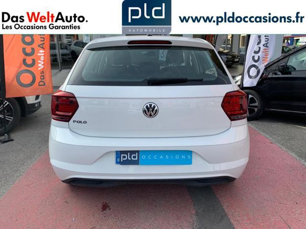 Photo miniature de la Volkswagen Polo 1.0 95ch tsi Confortline 5p 2019 d'occasion