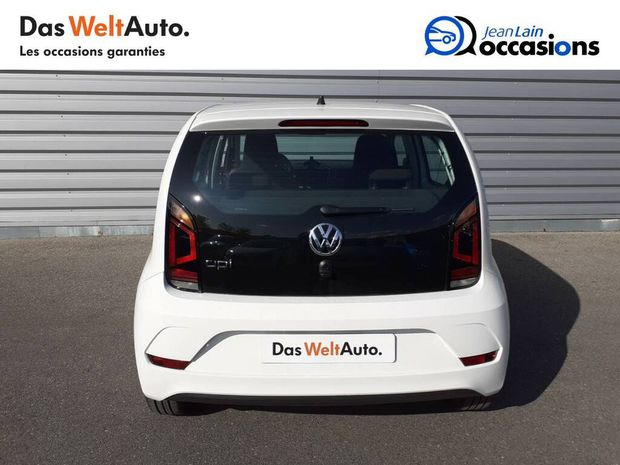 Photo miniature de la Volkswagen Up 1.0 60 BlueMotion Technology BVM5 2018 d'occasion