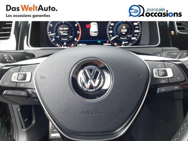 Photo miniature de la Volkswagen Golf 1.5 TSI 150 EVO DSG7 2019 d'occasion