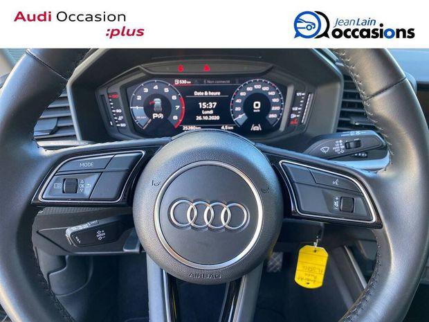 Photo miniature de la Audi A1 Sportback 30 TFSI 116 ch S tronic 7 2019 d'occasion