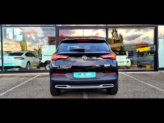 Photo miniature de la Opel Grandland X 1.5 D 130ch Opel 2020 BVA8 7cv 2020 d'occasion
