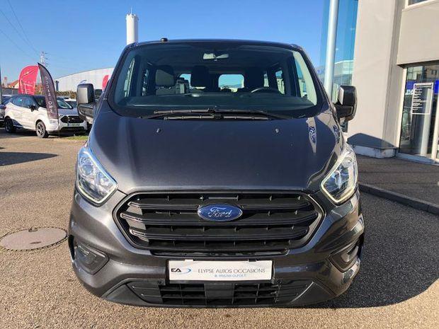Photo miniature de la Ford Transit Custom Kombi 310 L2H1 2.0 TDCi 130ch Trend Business 2018 d'occasion