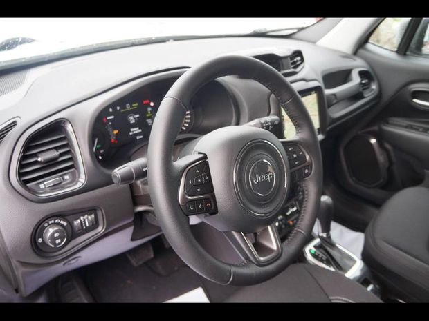 Photo miniature de la Jeep Renegade 1.3 GSE T4 190ch 4xe Limited AT6 2020 d'occasion