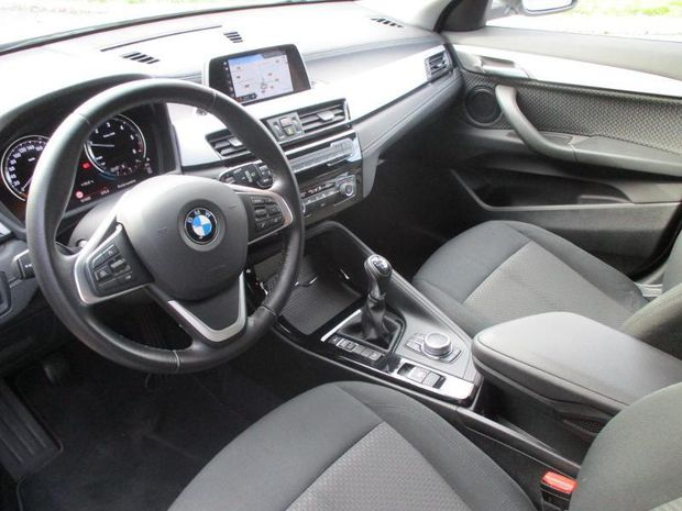 Photo miniature de la BMW X2 xDrive18d 150ch Lounge 2018 d'occasion