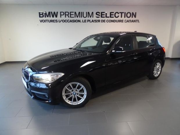 Photo miniature de la BMW Serie 1 116dA 116ch Lounge 5p 2018 d'occasion