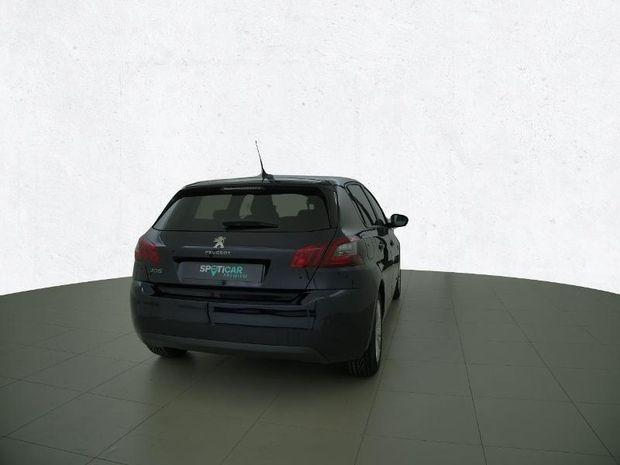 Photo miniature de la Peugeot 308 1.5 BlueHDi 130ch S&S Style EAT6 2019 d'occasion