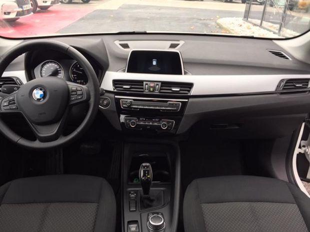 Photo miniature de la BMW X1 sDrive18dA 150ch Lounge 2019 d'occasion