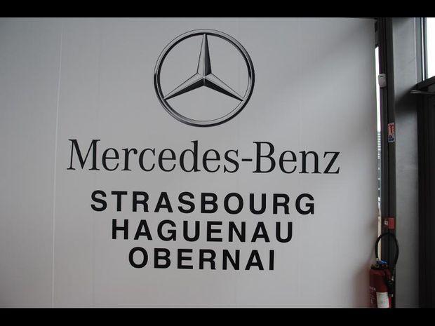 Photo miniature de la Mercedes Classe C 200 d 150ch Avantgarde Line 9G-Tronic 2018 d'occasion