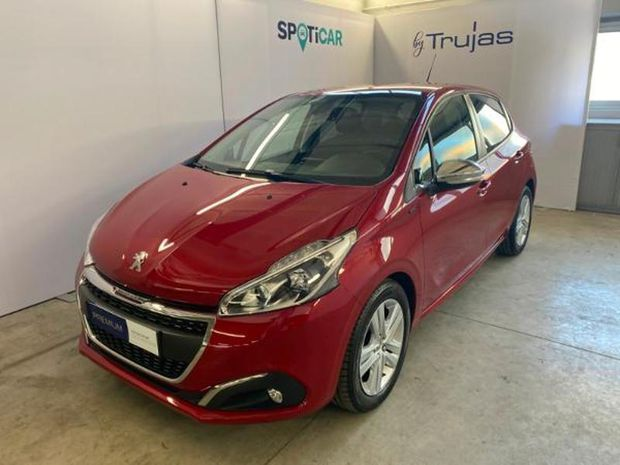 Photo miniature de la Peugeot 208 1.5 BlueHDi 100ch E6.c Signature BVM5 86g 5p 2020 d'occasion
