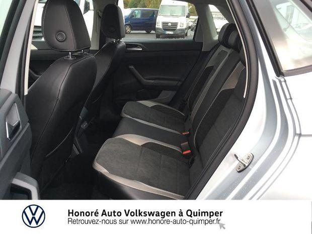Photo miniature de la Volkswagen Polo 1.0 TSI 115ch Carat DSG7 Euro6d-T 2020 d'occasion
