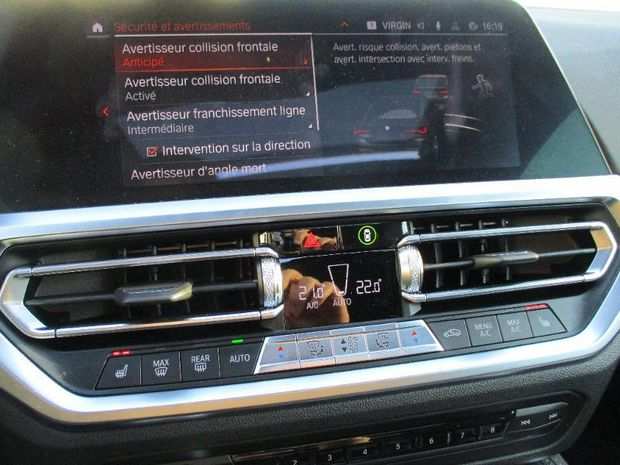 Photo miniature de la BMW Serie 4 Coupe 420iA 184ch M Sport 2020 d'occasion