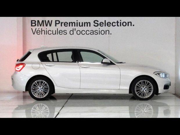 Photo miniature de la BMW Serie 1 120dA xDrive 190ch UrbanChic 5p 2017 d'occasion