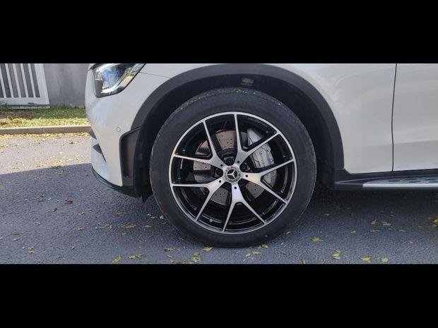Photo miniature de la Mercedes Classe GLC GLC Coupe 300 d 245ch AMG Line 4Matic 9G-Tronic 2019 d'occasion