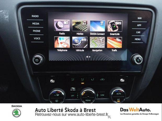 Photo miniature de la Skoda Octavia Break 1.6 TDI 116ch SCR Edition Euro6d-T EVAP 95g 2020 d'occasion