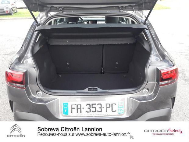 Photo miniature de la Citroën C4 Cactus BlueHDi 100ch S&S Feel E6.d 2020 d'occasion