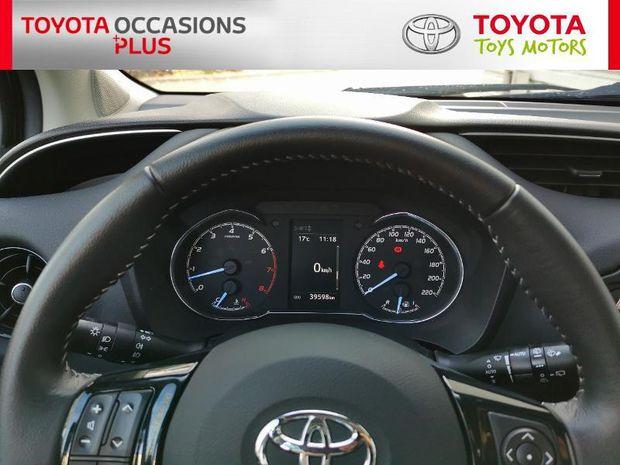 Photo miniature de la Toyota Yaris 110 VVT-i Dynamic 5p 2017 d'occasion