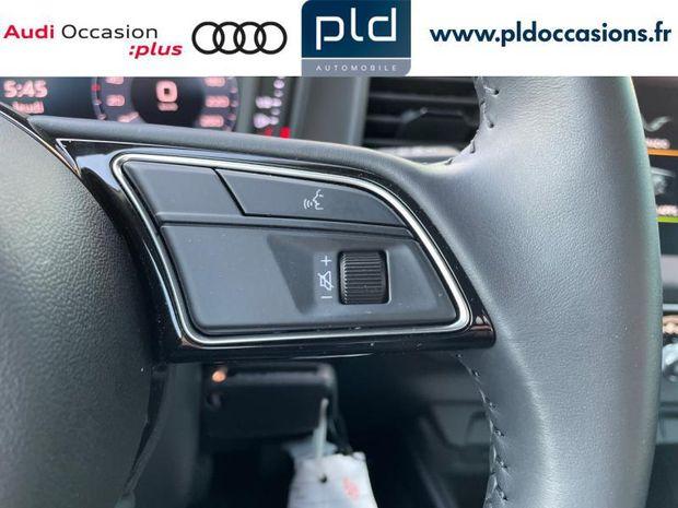 Photo miniature de la Audi A1 Sportback 25 TFSI 95ch Advanced S tronic 7 2020 d'occasion