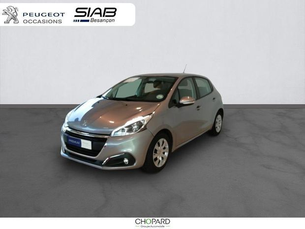 Photo miniature de la Peugeot 208 1.5 BlueHDi 100ch S&S Active 2019 d'occasion