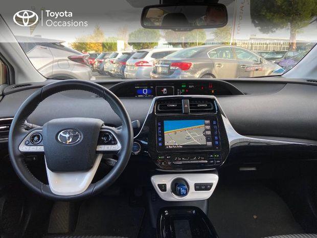 Photo miniature de la Toyota Prius Rechargeable 122h Solar RC18 2017 d'occasion