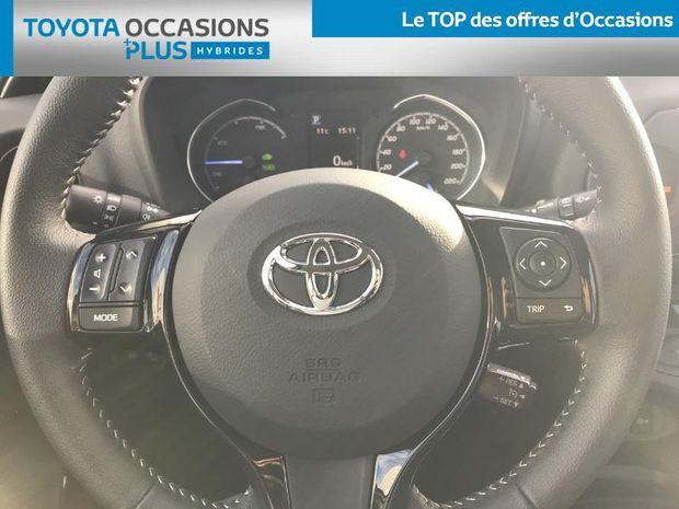 Photo miniature de la Toyota Yaris 100h Dynamic 5p 2019 d'occasion