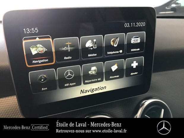 Photo miniature de la Mercedes GLA Classe  180 d Business Edition 2017 d'occasion
