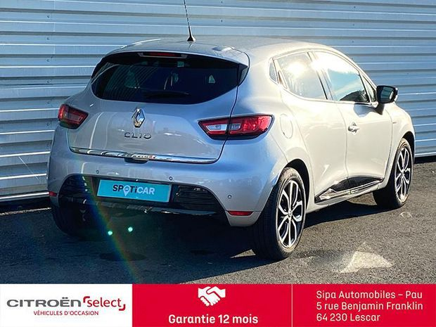 Photo miniature de la Renault Clio 0.9 TCe 90ch energy Limited 5p Euro6c 2019 d'occasion