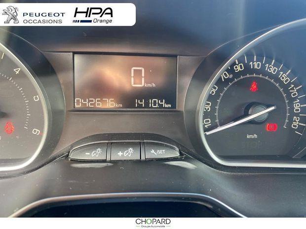 Photo miniature de la Peugeot 208 1.5 BlueHDi 100ch E6.c Active 5p 2019 d'occasion