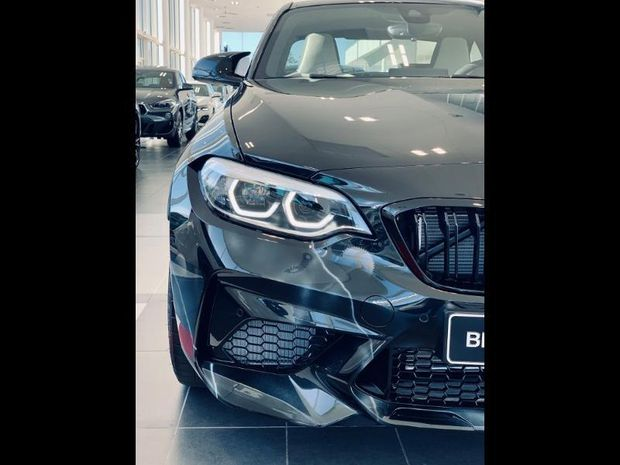 Photo miniature de la BMW Serie 2 M2 Coupe Futura 3.0 410ch Competition M DKG 29cv 2020 d'occasion