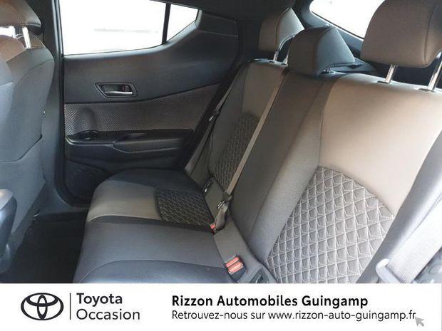 Photo miniature de la Toyota C-HR 122h Distinctive 2WD E-CVT MC19 2020 d'occasion