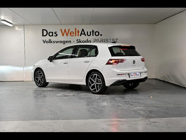 Photo miniature de la Volkswagen Golf 1.0 eTSI OPF 110ch Life 1st DSG7 2020 d'occasion